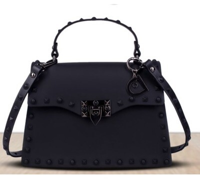 Studded Jelly Bag (Royal Blue)