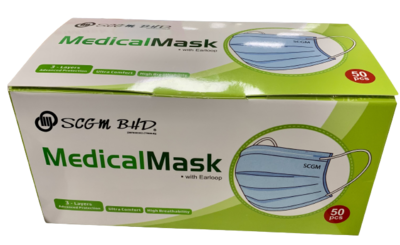SCGM ADULT FACE MASK