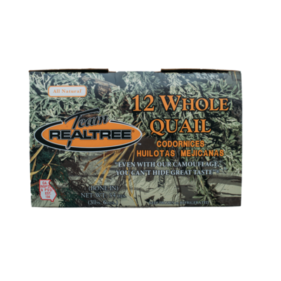 Realtree Quail Big Packs