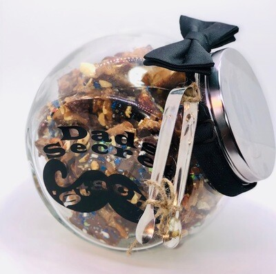 Fathers Day - 2 Pound Toffee Gift Jar