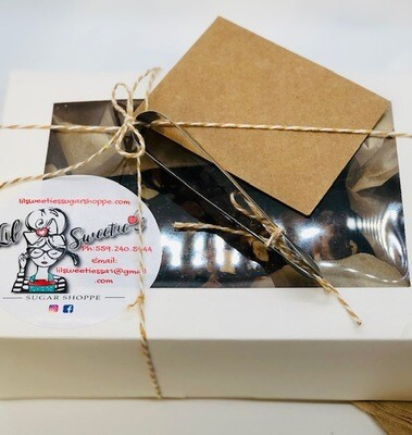 Fathers Day - One Pound Boxed Almond Toffee