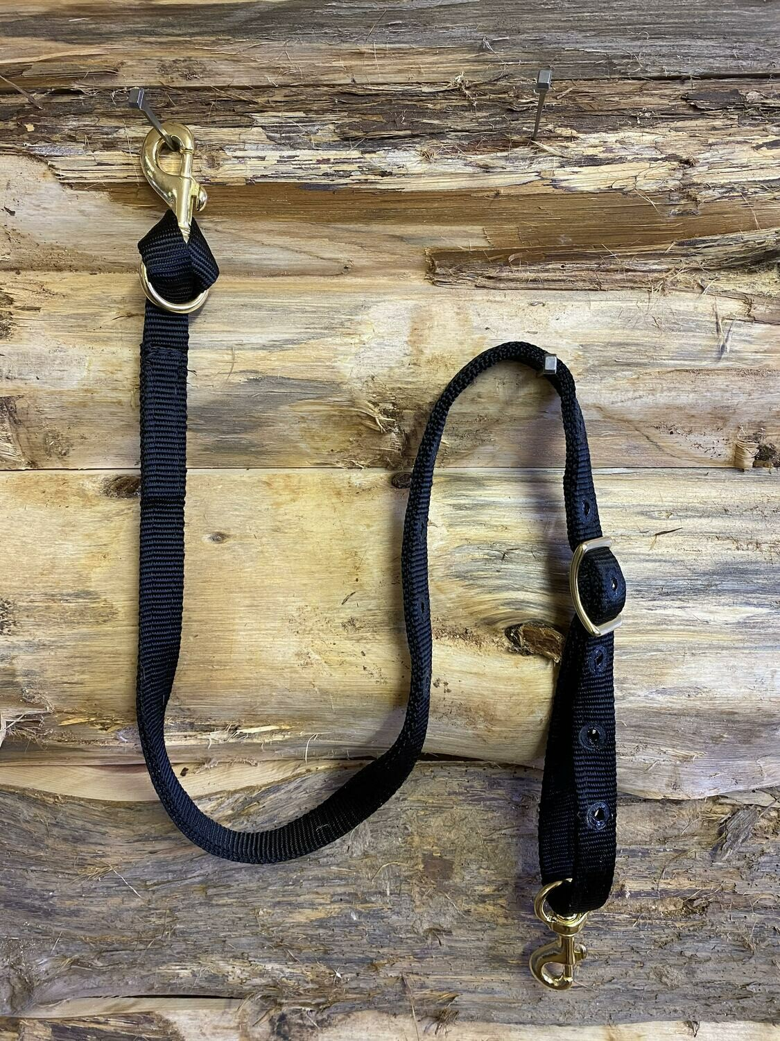 #332 Tiedown strap with Conway for adjustment