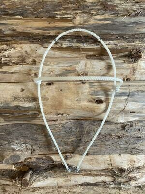 #23 Lariat rope bonnet