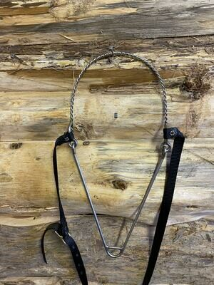 #204b twisted wire hinged tiedown