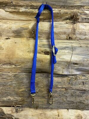 #335 headstall with snaps