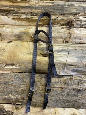 #333 headstall with buckle