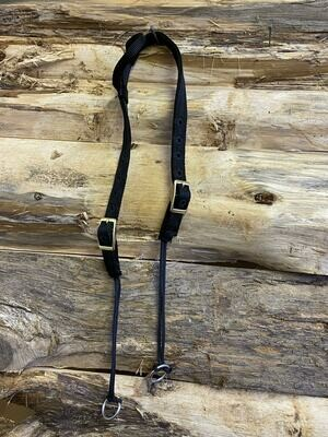 #337 draw bit headstall black only