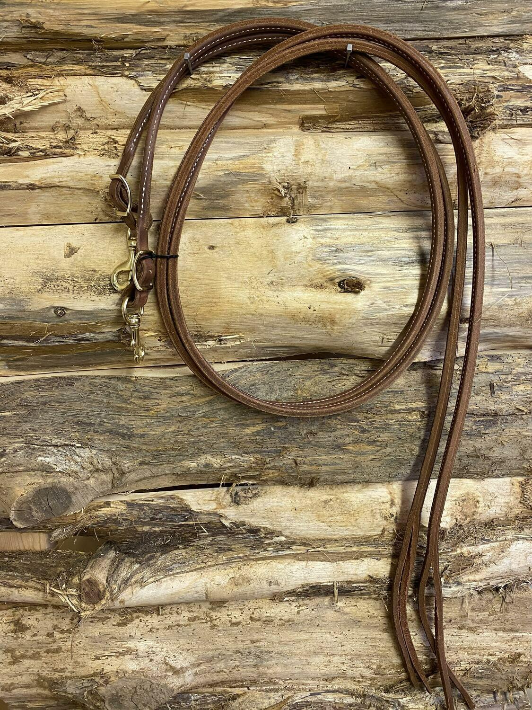#198 original split reins