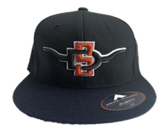 Longhorns Logo Black Hat