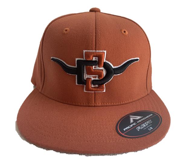 Longhorns Logo Orange Hat