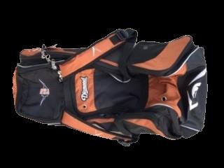 Longhorns Diamond Boost Bag with Logo