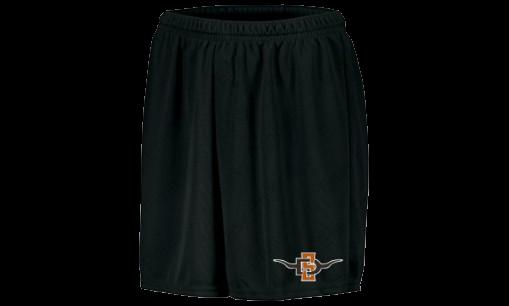Longhorns Black Shorts