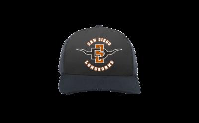 Trucker Hat Black Face