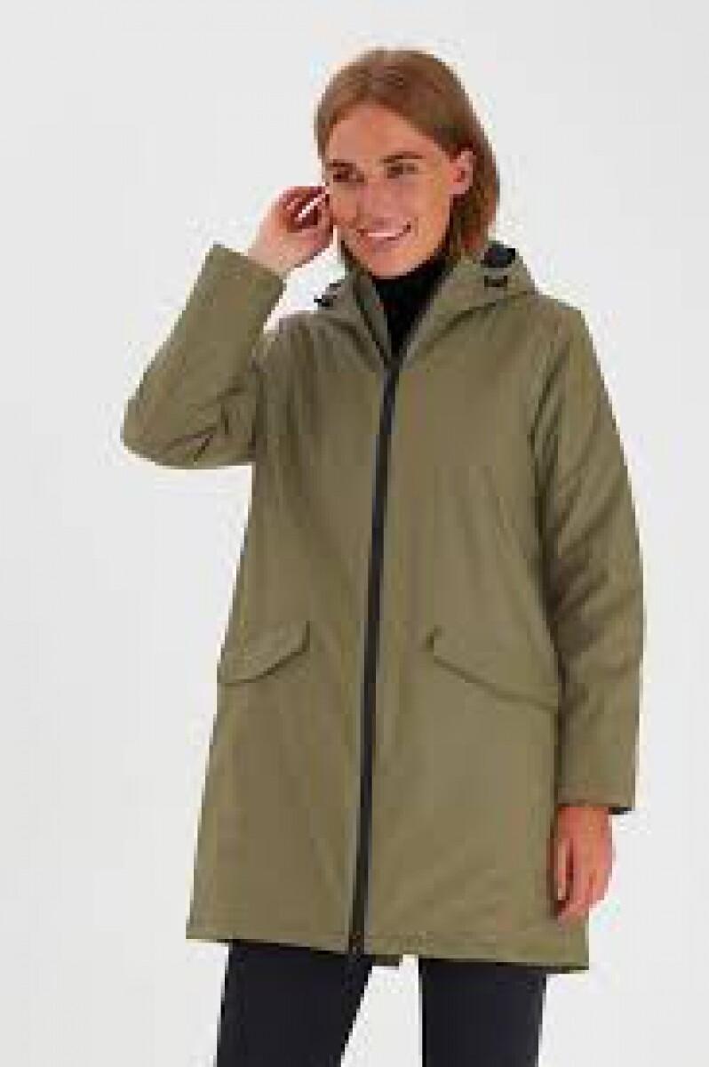 B.Young Coat Ava Green