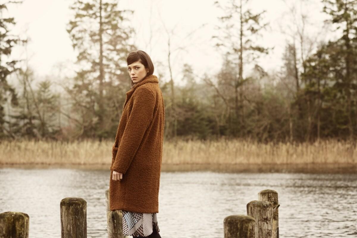 Teddy Coat Balma
