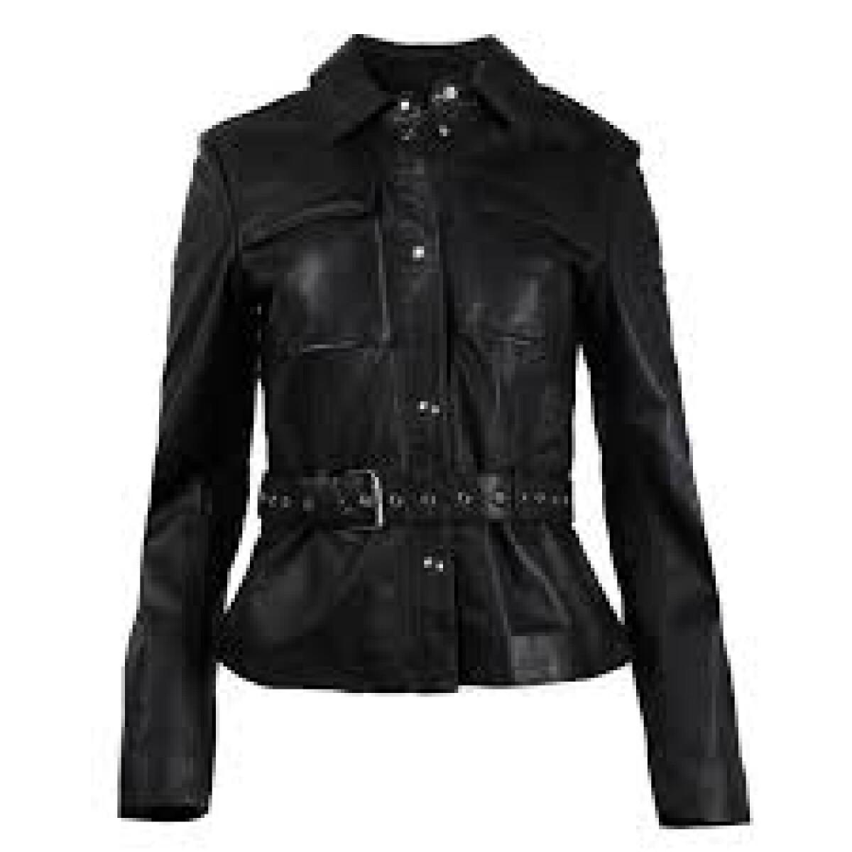 Studio Ar by Arma Leather Biker Jacket