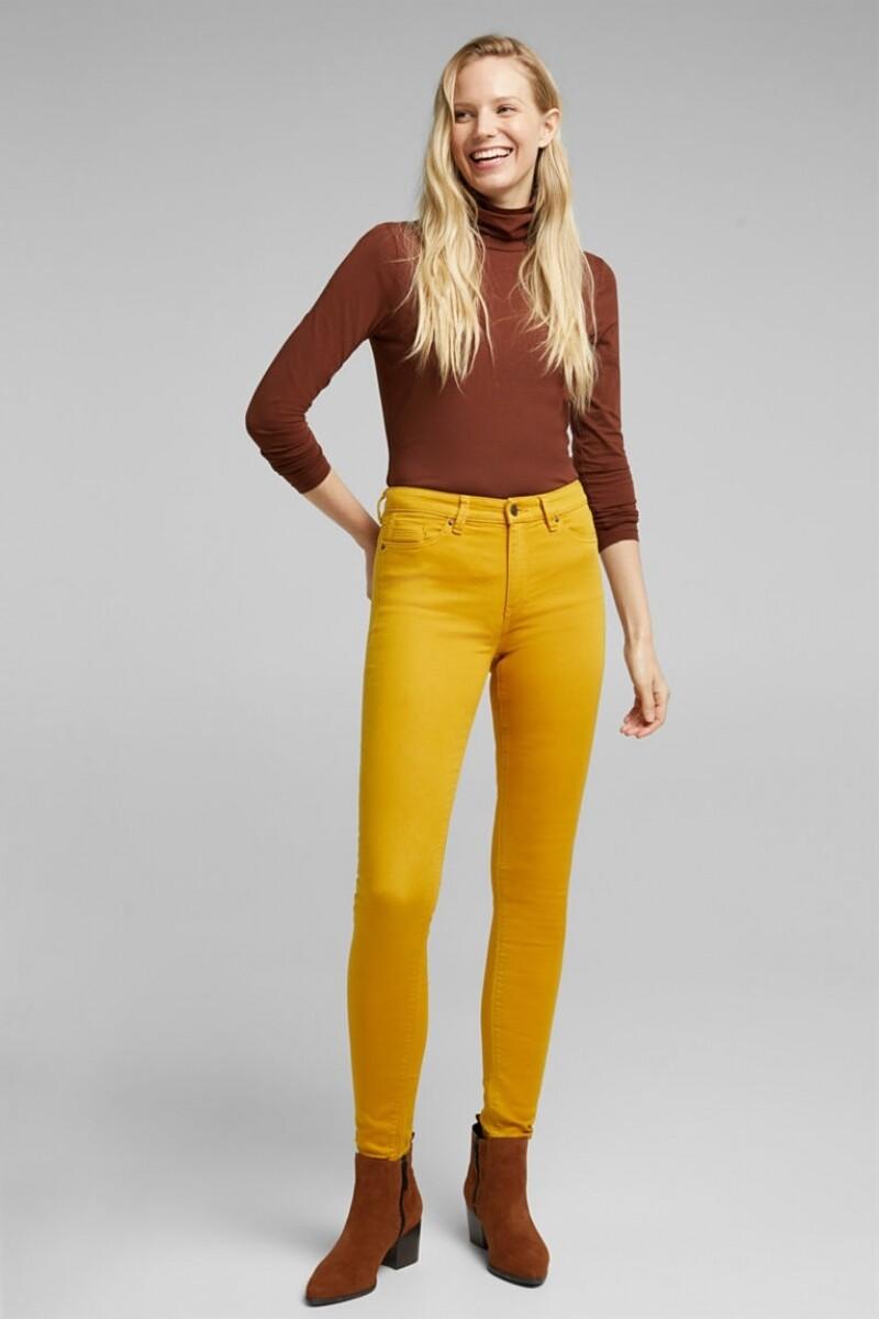 Esprit Skinny pants Geel