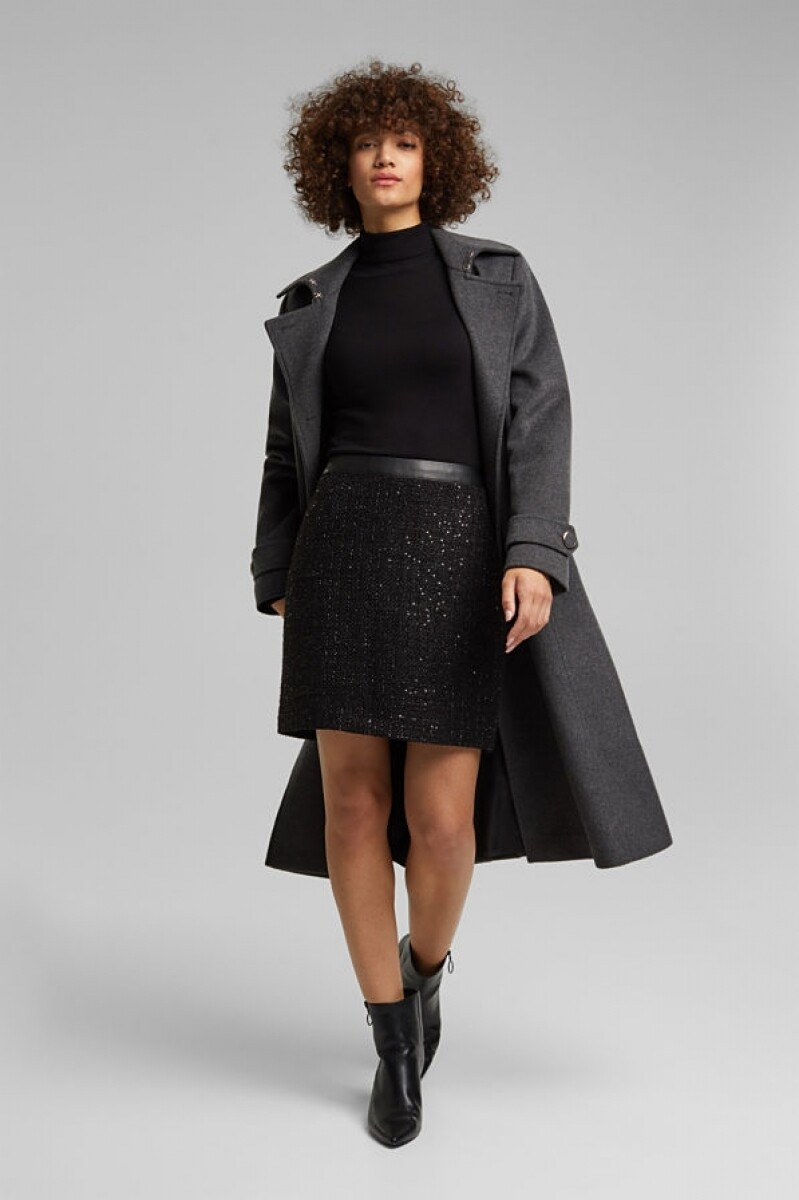 Esprit Shiny Mercey skirt