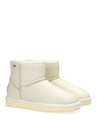 Mexx Bobby Jane boots Leather off white