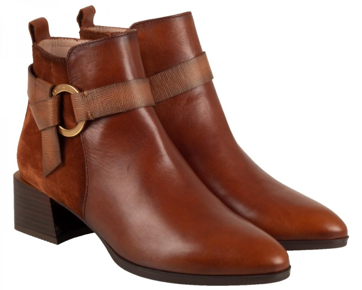 Hispanitas boot Brown