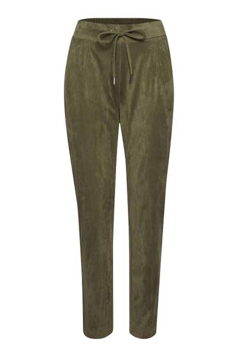 B.young Regiza Pants Green