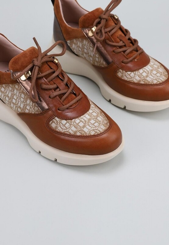 Hispanitas sneaker Brown