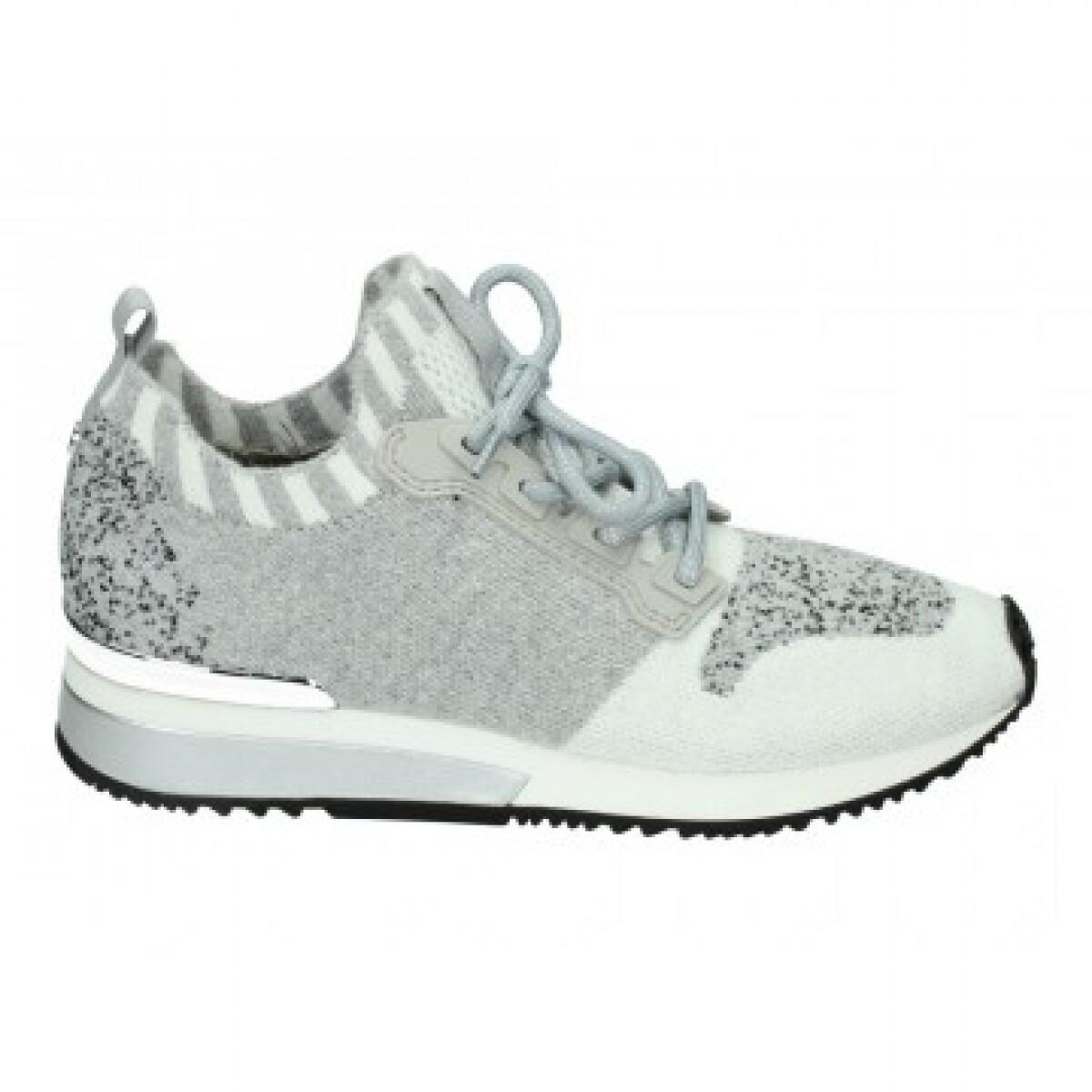 La Strada Sneaker Wool grey