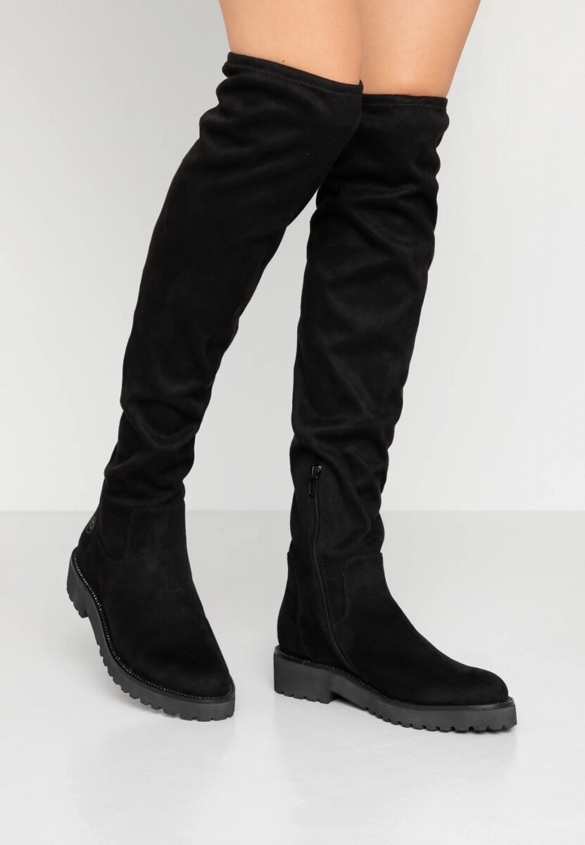 Bugatti stretch Boot long Black