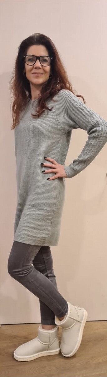 B.Young Nonina TunicDress Green