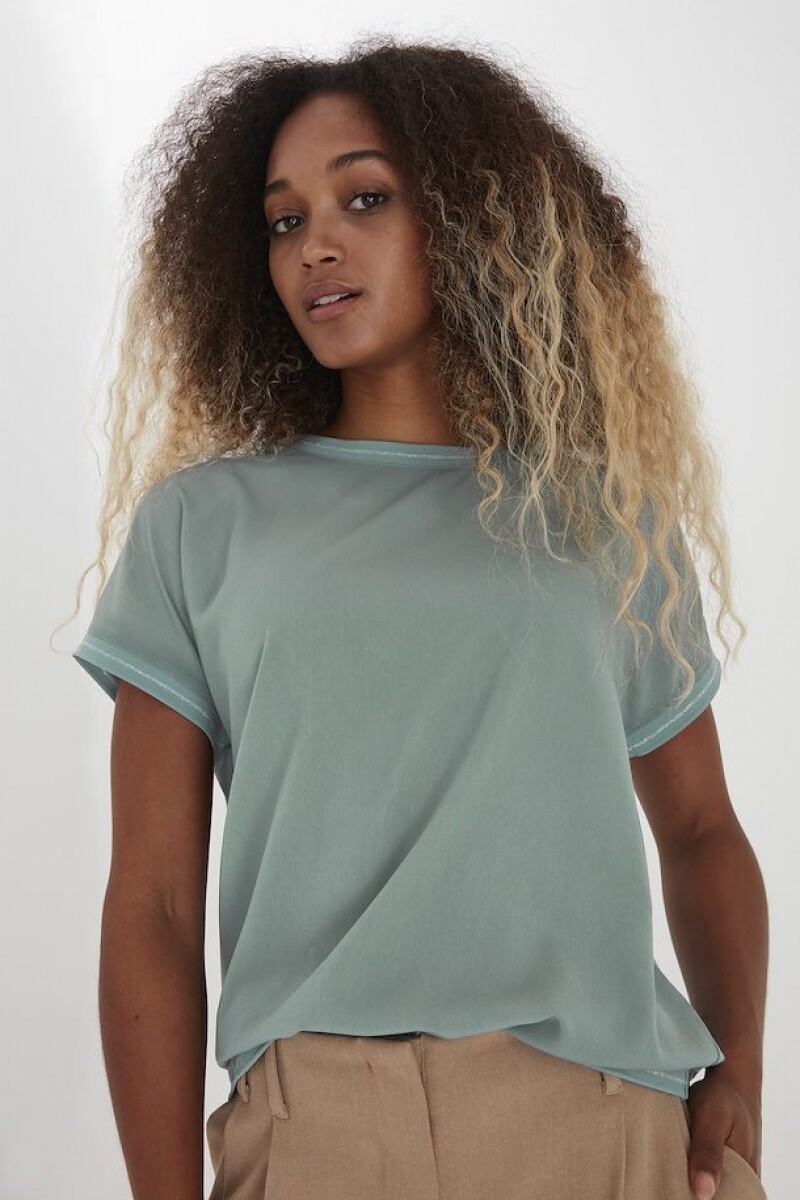 B.Young Panya t-shirt Green