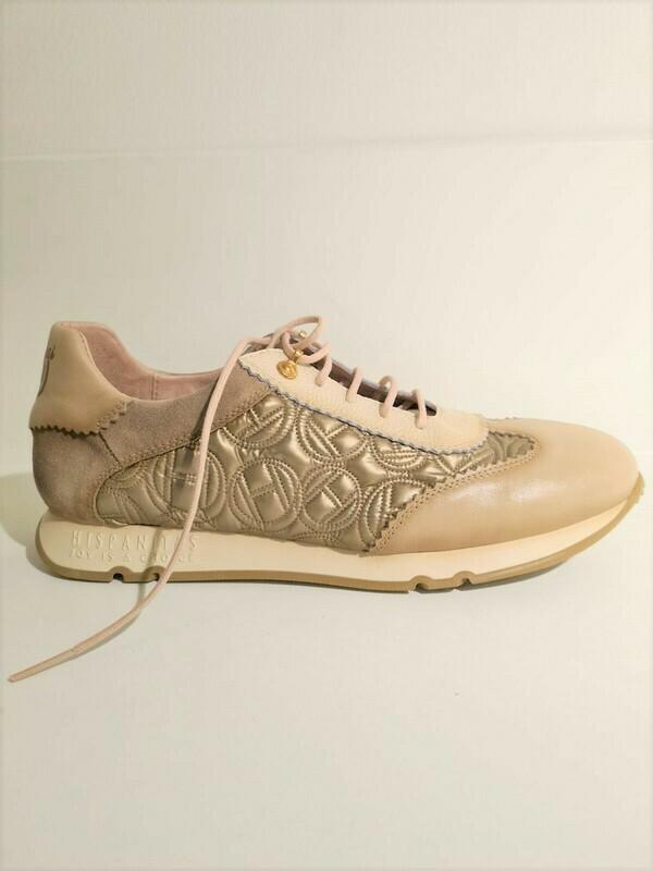Hispanitas sneaker creme/Powder pink