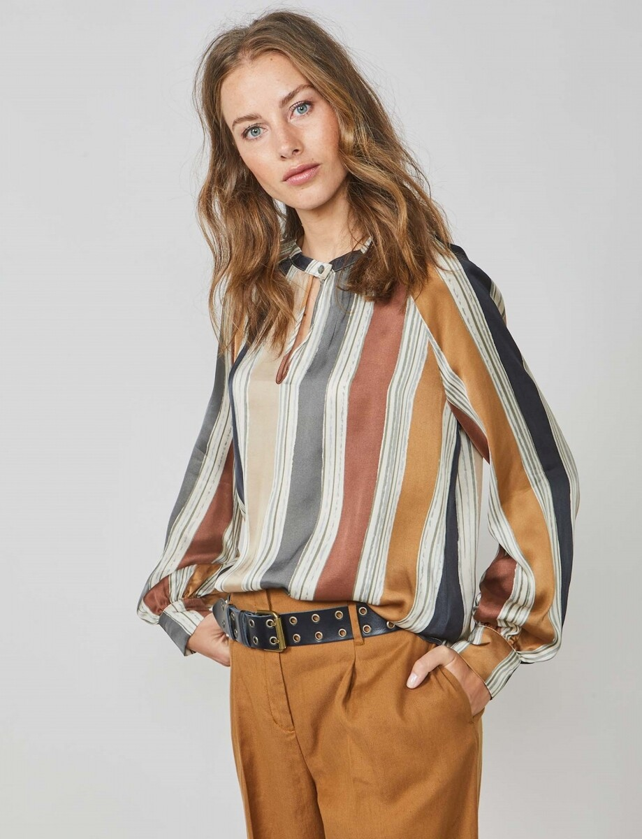 Summum Blouse multicolour