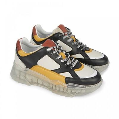 Summum Sneaker Yellow/black