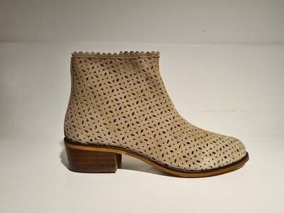 Henkelman Suède Ankle boot sand