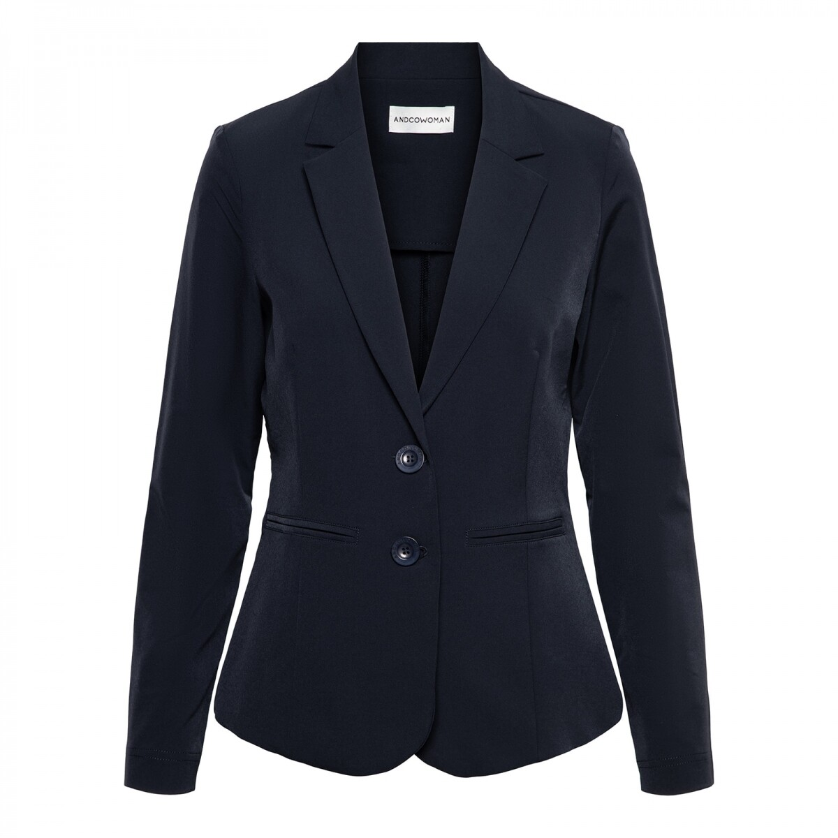 &Co Travel blazer Phileine Dark blue