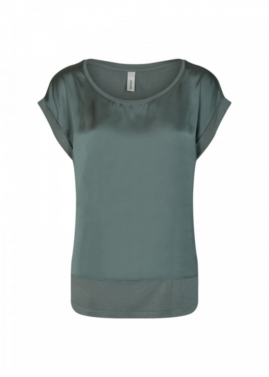 Soya Concept Top Thilde Green