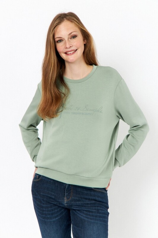 Soya Concept sweater Green