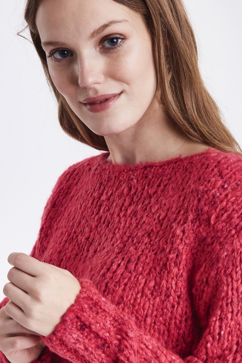 B.Young Pullover Pink