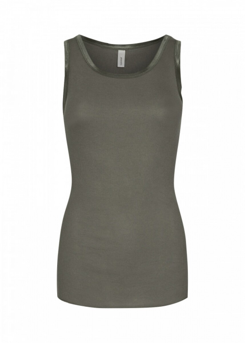 Soya Concept Top Ryan Olive green