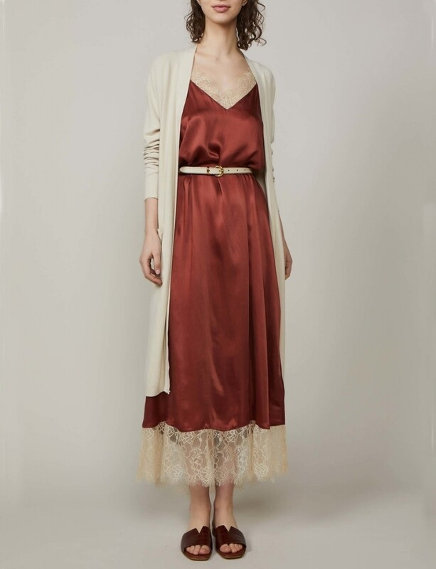 Summum Singletdress red