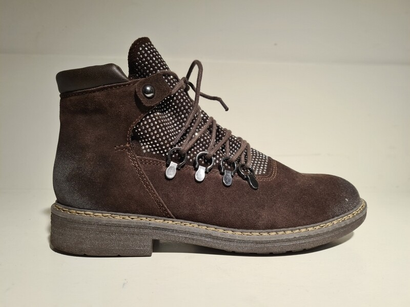 Marco Tozzi strass Brown