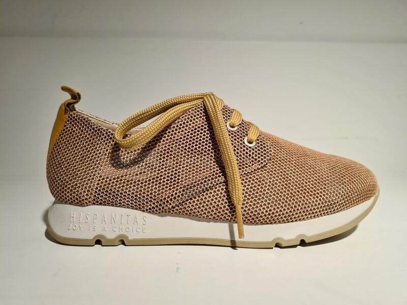 Hispanitas Sneaker Melbourne Camel