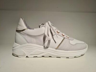 Steven NY Sneaker White/Rose