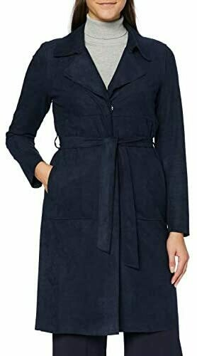 Esprit Coat Navy Blue