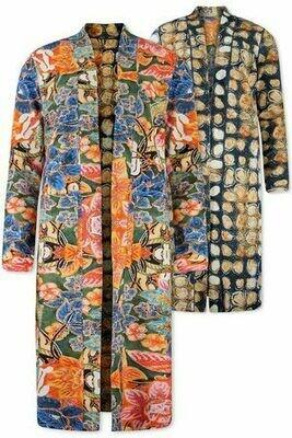 Lizzy & Coco Cardigan Biby reversible print