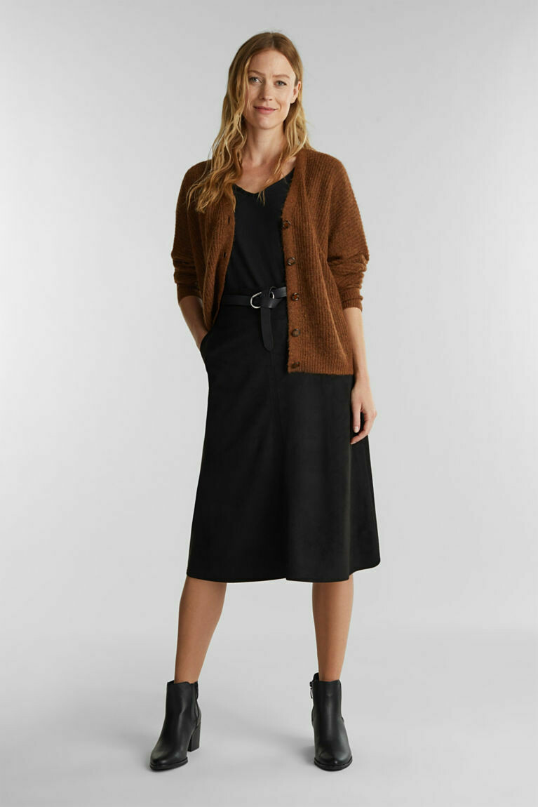 Esprit Cardigan brown