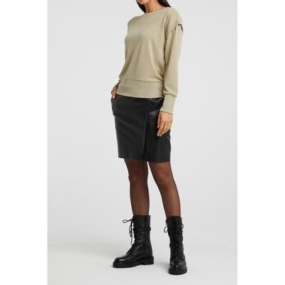 YAYA sweater SILVER SAGE