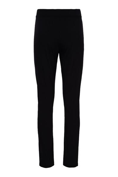 Stretch broek van & Co in het zwart
