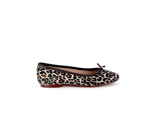 Giulia ballerina luipaard