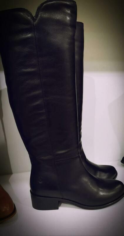 Gigi Long boot Black